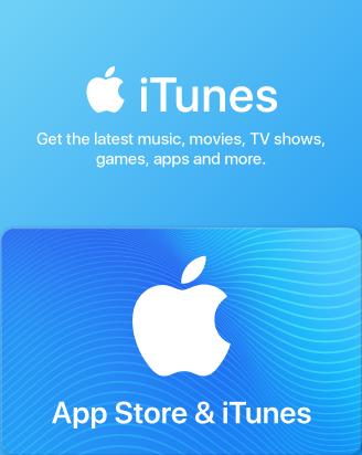 tarjeta de regalo de iTunes
