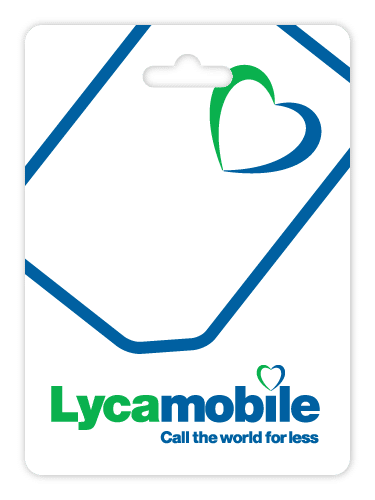 lycamobile gift card